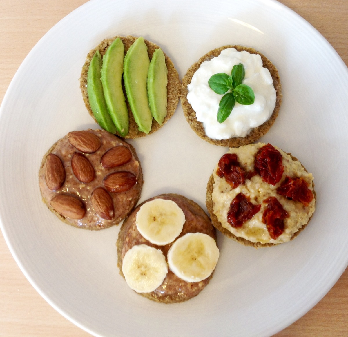 5 Delicious Healthy Ways To Eat Oatcakes