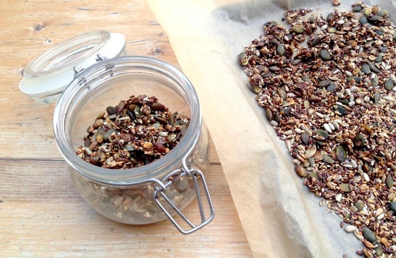 Seeds - cholesterol lowering foods