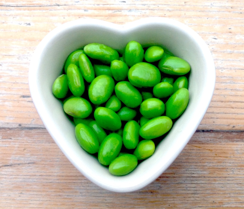 Soya beans help lower cholesterol