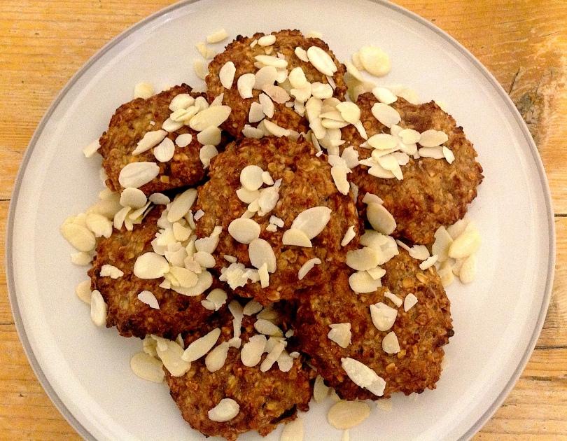 Cholesterol-friendly snacks