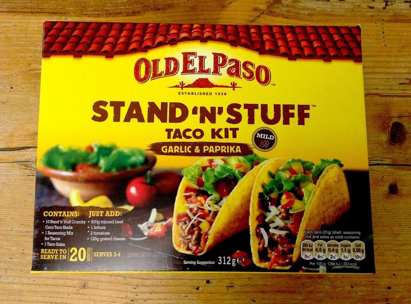 Tacos - surprising cholesterol friendly foods